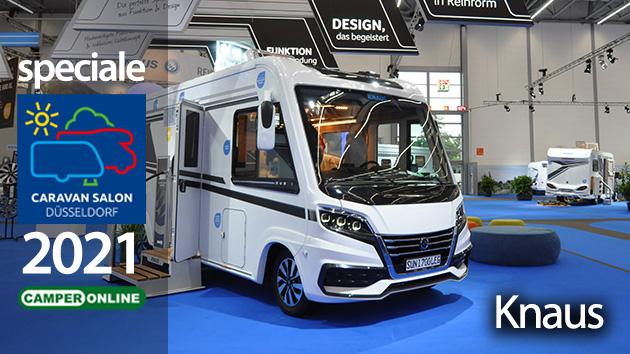 Caravan Salon 2021: Knaus