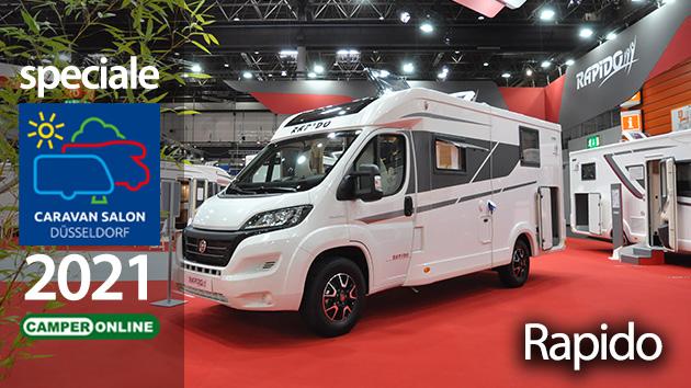 Caravan Salon 2021: Rapido