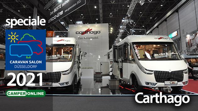 Caravan Salon 2021: Carthago