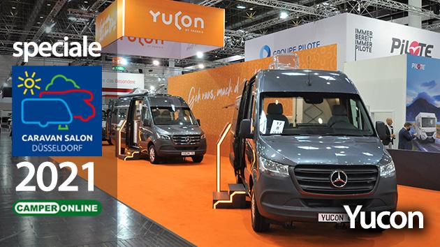Caravan Salon 2021: Yucon