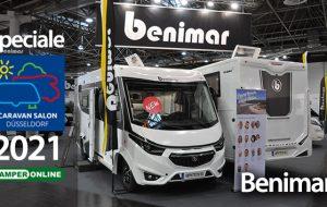 Caravan Salon 2021: Benimar