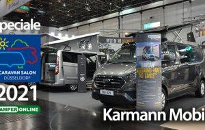 Caravan Salon 2021: Karmann Mobil