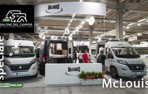 Salone del Camper 2021: McLouis